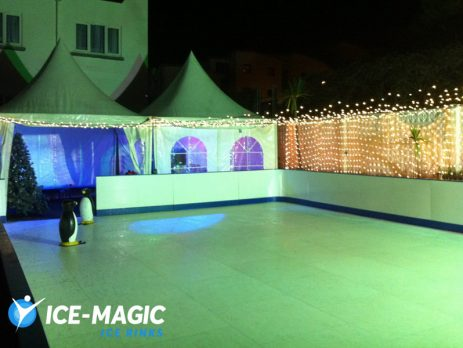 Buying a Synthetic Ice Rink For Your Garden Isn't As Crazy As It Sounds 1