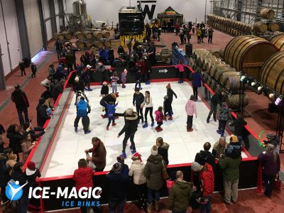 Why Choose a Synthetic Ice Rink Over a Natural Ice Rink image 1