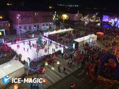 Ice Rink Hire Across The UK - Let Us Bring The Fun to You image 1