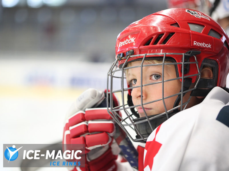 Purchase a Home Ice Rink, Because Sporting Careers Start at Home 1