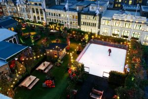 corporate event ideas ice rink