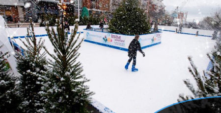 The Spirit of Christmas - Ice Rink Hire!