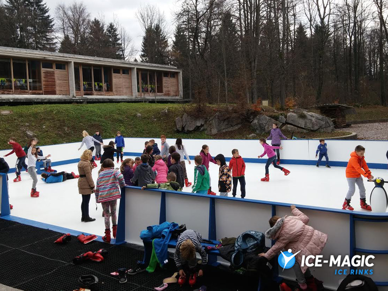 Synthetic Ice-rinks for Events image 2